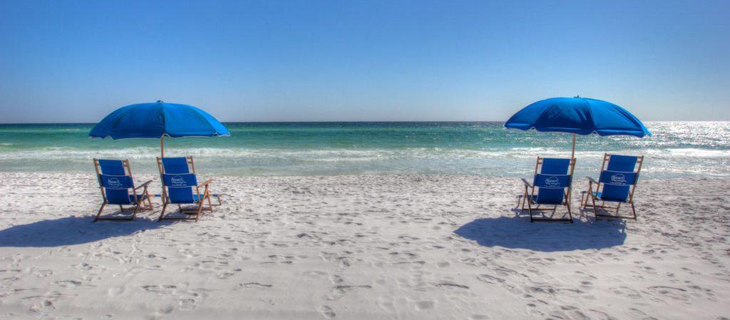 Beachfront condos in Destin