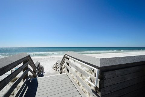 Vacation rentals at Crystal View condos in Destin, Florida.