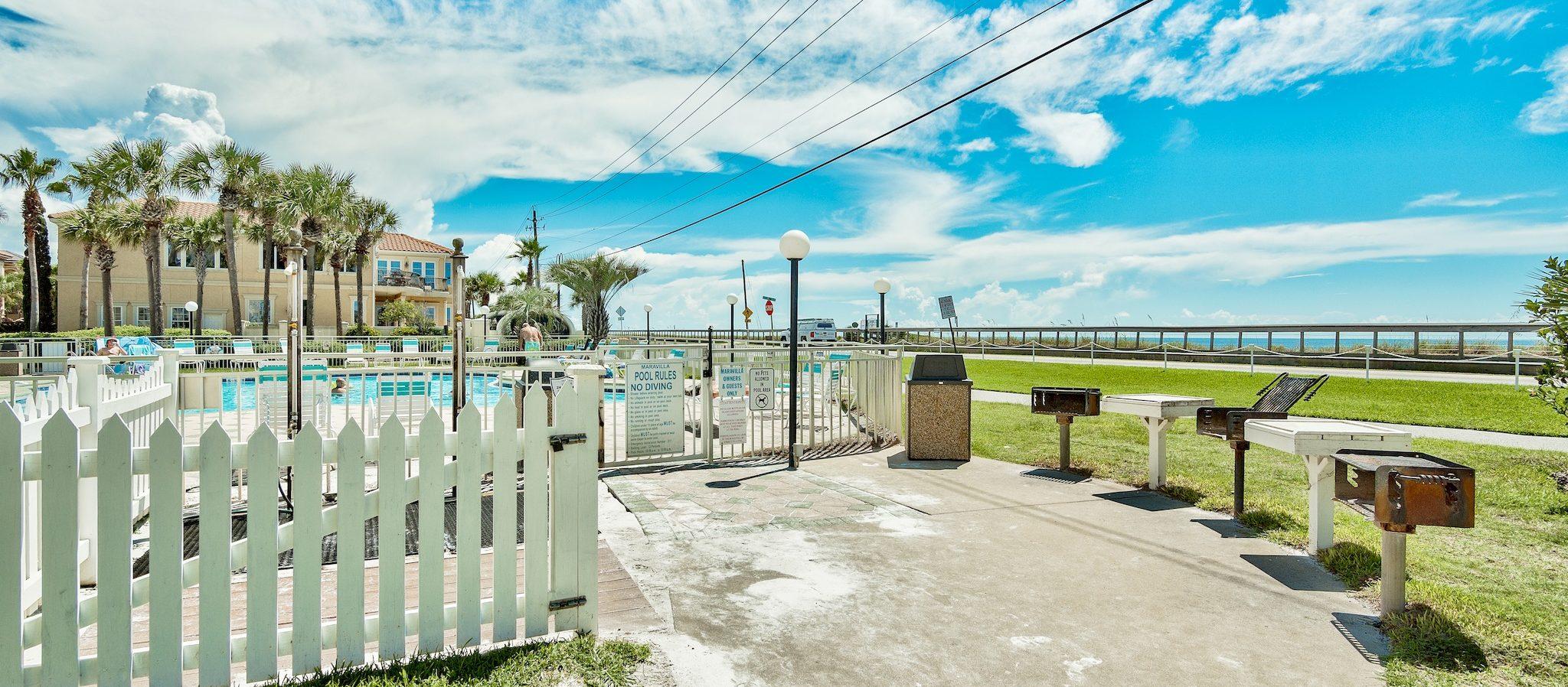 Where to rent beachfront condos.