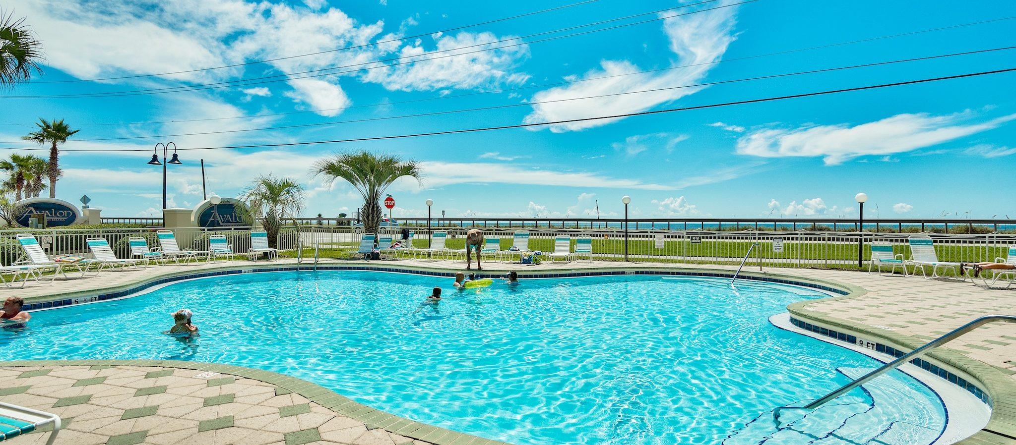 We have pet friendly beach rentals at Maravilla Resort.