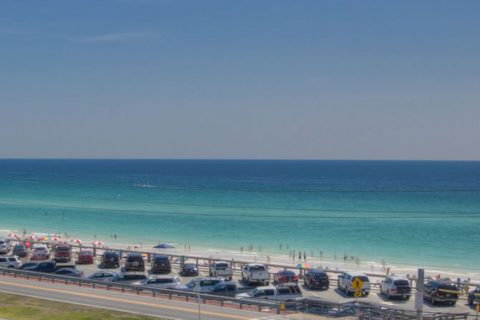 Vacationing in Destin FL