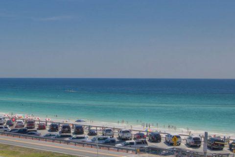 Vacationing in Destin FL